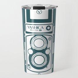 Yashica MAT 124G Camera Travel Mug