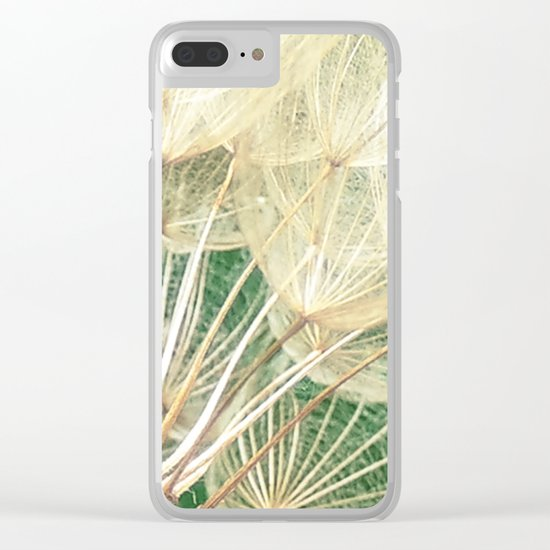 Beauty Within Clear iPhone Case