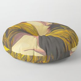 Shampoo Floor Pillow
