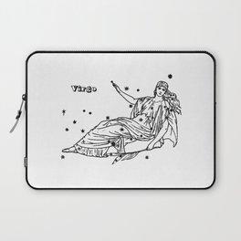 Virgo Symbol Laptop Sleeve