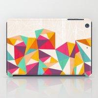 diamond iPad Cases featuring Diamond by Kakel