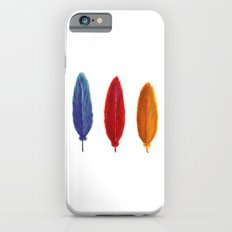 Mockingjay feathers (The H Games) iPhone 6s Slim Case