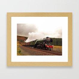 Flying Scotsman 60103 Framed Art Print