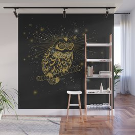 a Illusionist Wall Mural