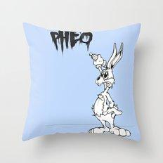 pheo tag  Throw Pillow