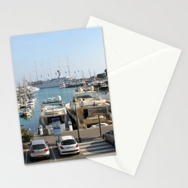 Marinas Of The World (Pt. 1 - Nice, France) Stationery Cards