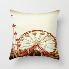 Follow the Stars Throw Pillow