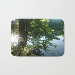 By the Lake Bath Mat