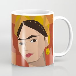 Frida Khalo Cubism Edition 2 Coffee Mug