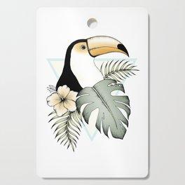 Toucan Cutting Board