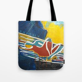 Summer Cannibals Tote Bag