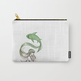 Inner Thoughts VI Carry-All Pouch