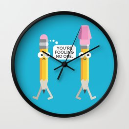 Number Twopée Wall Clock