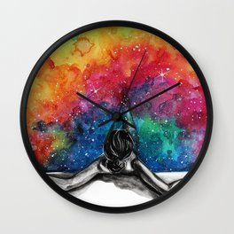 Do you feel better now? Wall Clock