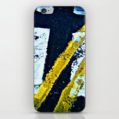 Road Markings iPhone & iPod Skin