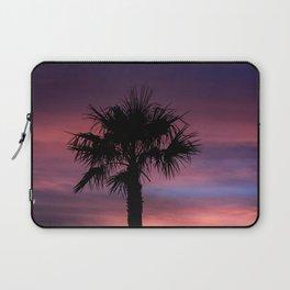 Palm Sunset - 8 Laptop Sleeve