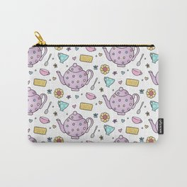 There's Always Time for Tea Carry-All Pouch