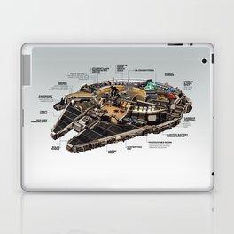 Millennial Falcon Laptop & iPad Skin