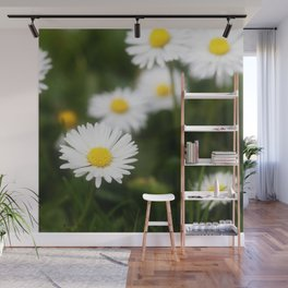 Let Us Spring Wall Mural