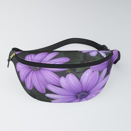 African daisy madness Fanny Pack