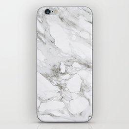 Carrera Marble iPhone Skin
