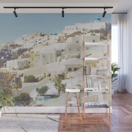 Santorini Island, Greece Wall Mural