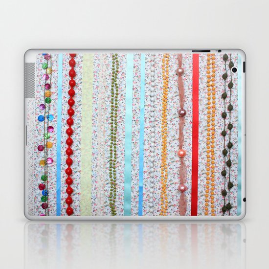 Princess Pattern Laptop & iPad Skin