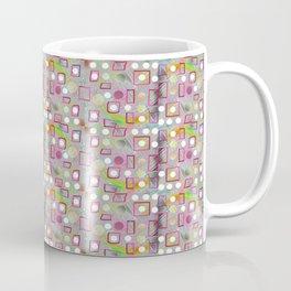 Square pink line Coffee Mug