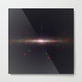 Spacetime Metal Print