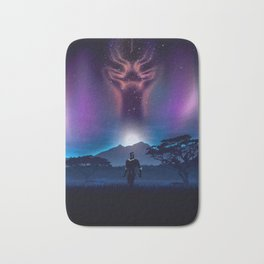 Black Panther Heaven Bath Mat