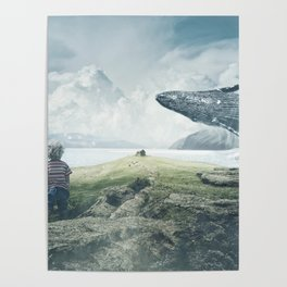 A Boy and His Whale Poster