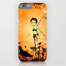 Cute fairy  Slim Case iPhone 6s