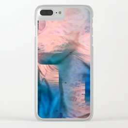In Shape 82 Clear iPhone Case