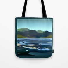 Low Tide, Late Evening Tote Bag