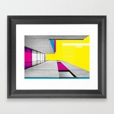 Architectuart #6 Framed Art Print