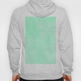Mint Meringue Watercolor Hoody