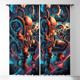 Lost in Space Blackout Curtain