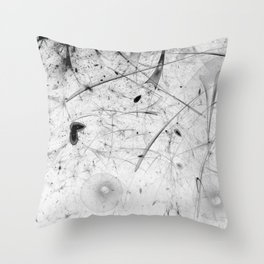 The Beat Throw Pillow
