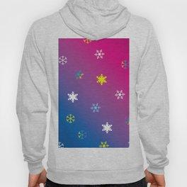 Snowflakes_D Hoody