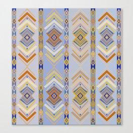 Southwest Contemporary Design Canvas Print