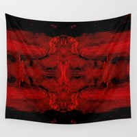 destiny Wall Tapestries featuring Destiny by Jen Sparks Art