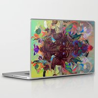 ganesha Laptop & iPad Skins featuring Ganesha by Archan Nair
