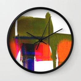 Venezia-mercato Wall Clock