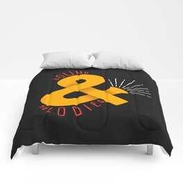 Sound & Melodies Comforters