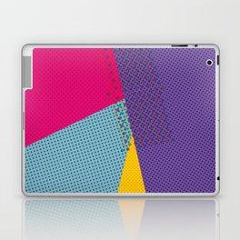 Colorblock - geometric minimal Laptop & iPad Skin