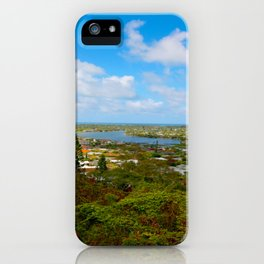 Scenic Kailua iPhone Case
