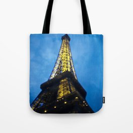 Eiffel Towering Tote Bag