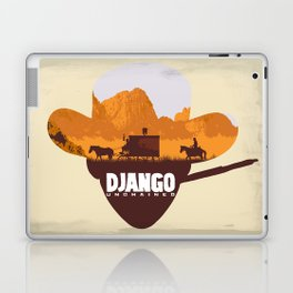 Django Unchained Laptop & iPad Skin