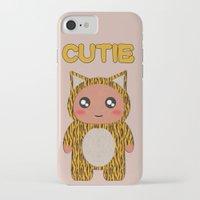 onesie iPhone & iPod Cases featuring Onesie by ziggystardust90