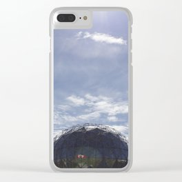 Science World Clear iPhone Case